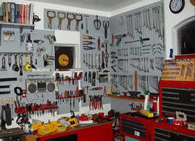 organized-workbench